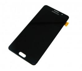 Pantalla completa táctil y lcd Samsung A5 2016 A510 negra original