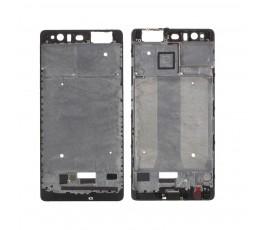 Marco pantalla para Huawei P9 Plus negro