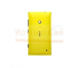 Tapa Trasera Amarilla para Nokia Lumia 520 - Imagen 1