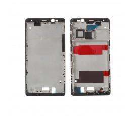 Marco pantalla para Huawei Mate 8 negro