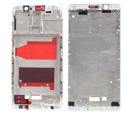 Marco pantalla para Huawei Mate 9 blanco