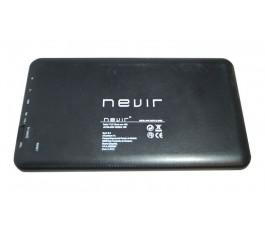 Tapa trasera para Nevir NVR-TAB7D S5 original negra