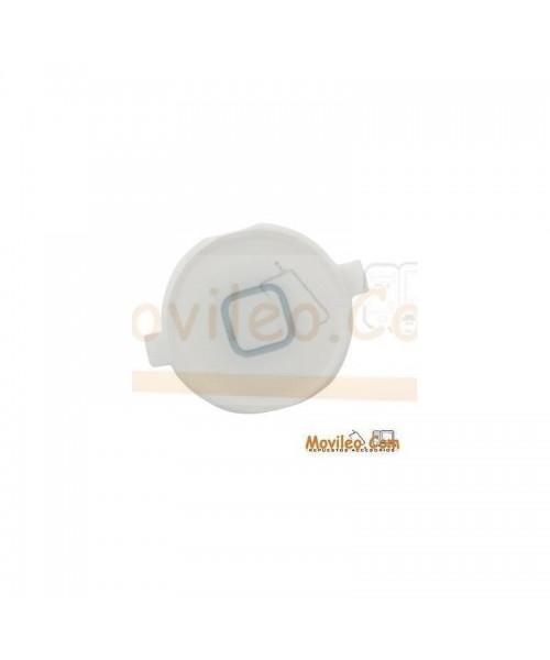 Botón de menú home blanco para iPhone 3G 3GS  4G - Imagen 1