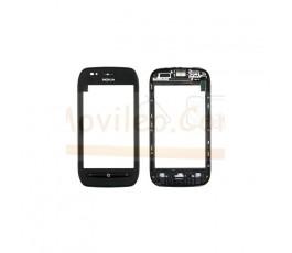 Pantalla Tactil Digitalizador con Marco Negro para Nokia Lumia 710 - Imagen 1
