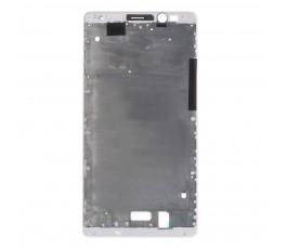 Marco pantalla para Huawei Mate 8 blanca