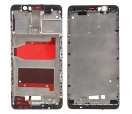 Marco pantalla para Huawei Mate 9 negro