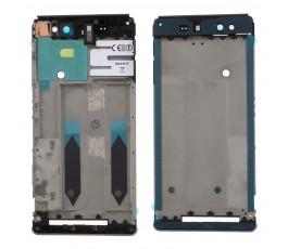 Marco pantalla para Sony Xperia XA Ultra F3211 negro