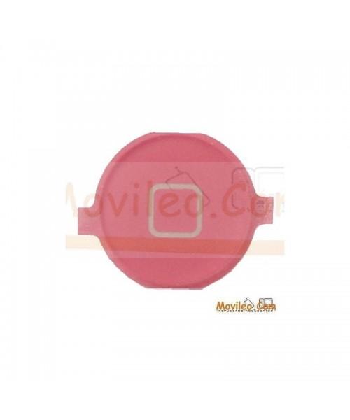 Botón de menú home rosa clarito para iPhone 3G 3GS 4G - Imagen 1