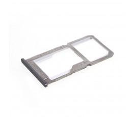 Porta tarjeta sim y microSD para OnePlus X gris