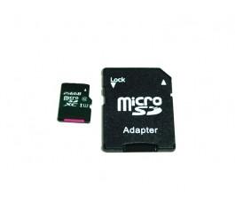 Tarjeta memoria microSD de 256GB