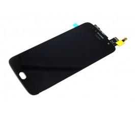 Pantalla completa táctil y lcd Motorola Moto G5S Plus negro