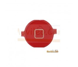 Botón de menú home rojo para iPhone 3G 3GS 4G - Imagen 1