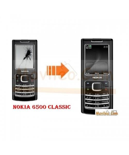 CAMBIAR PANTALLA LCD NOKIA 6500C - Imagen 1