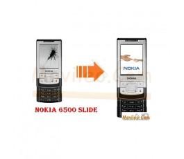 CAMBIAR PANTALLA LCD NOKIA 6500s - Imagen 1