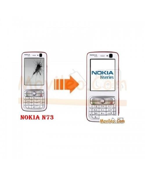 CAMBIAR PANTALLA LCD NOKIA N73 - Imagen 1