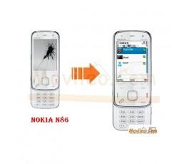 CAMBIAR PANTALLA LCD NOKIA N86 - Imagen 1