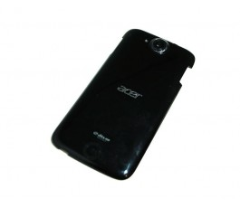 Tapa trasera para Acer Liquid Jade S55 negro original