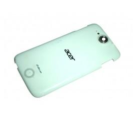 Tapa trasera para Acer Liquid Jade S55 blanca original