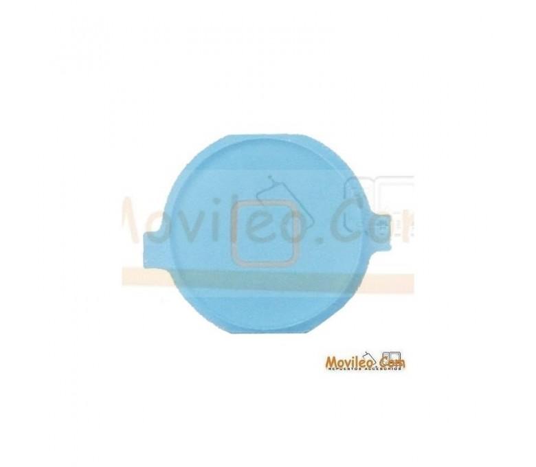 Botón de menú home azul clarito para iPhone 3G 3GS 4G - Imagen 1
