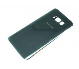 Tapa trasera para Samsung Galaxy S8 G950F plata