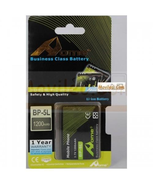 Bateria Compatible Nokia BP-5L de Larga Duracion - Imagen 1