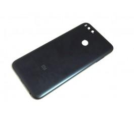 Tapa trasera para Xiaomi Mi5X Mi 5X negra original