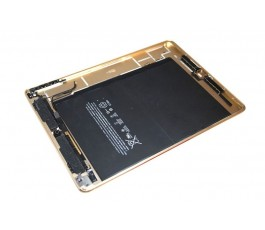 Carcasa con repuestos para iPad Air 2 wifi oro original