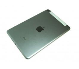 Carcasa con repuestos para iPad Mini 4 wifi + 4G plata original