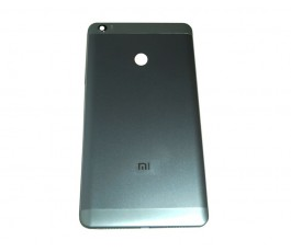 Tapa trasera para Xiaomi Mi Max gris