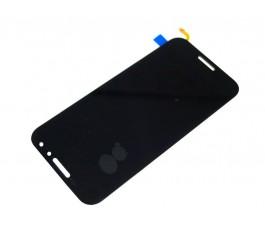 Pantalla completa táctil y lcd para Vodafone Smart N8 negro