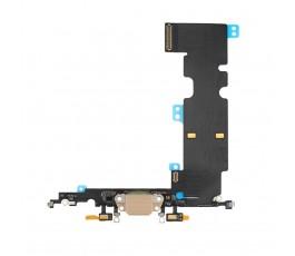 Flex conector carga y micrófono para iPhone 8 Plus