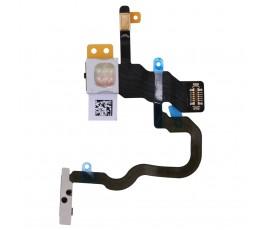 Flex encendido y flash para iPhone 10 X