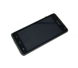 Pantalla completa con marco para Huawei Ascend Y530 negra orignal