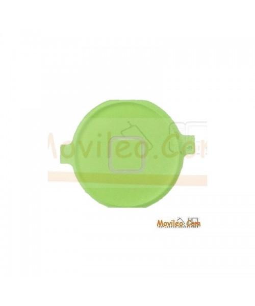 Botón de menú home verde para iPhone 3G 3GS 4G - Imagen 1