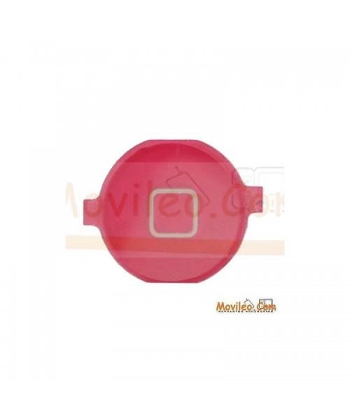 Botón de menú home rosa para iPhone 3G 3GS 4G - Imagen 1