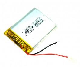 Batería 603443 de 4,5 x 3,3cm 900mAh 3.7V