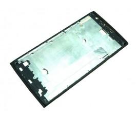 Marco pantalla para Primux Omega 6 4G negro original