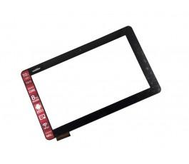 "Pantalla táctil con marco original Tablet Wolder MiTab California 10.1"""