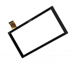 "Pantalla táctil con marco original Tablet Wolder MiTab Cleveland 10.1"""
