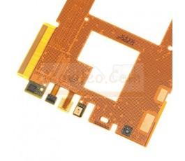 Flex placa con micrófono lector sim y sensor proximidad Lumia 920 - Imagen 6