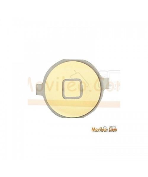 Botón de menú home color oro para iPhone 3G 3GS 4G - Imagen 1