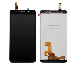 Pantalla completa táctil y lcd para Huawei Honor 4X negra