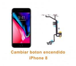 Cambiar botón encendido iPhone 8