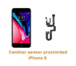 Cambiar sensor proximidad iPhone 8