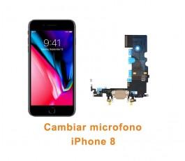 Cambiar micrófono iPhone 8