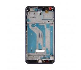 Marco pantalla para Huawei P8 Lite 2017 azul