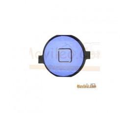 Botón de menú home azul para iPhone 3G 3GS 4G