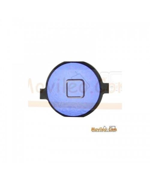 Botón de menú home azul para iPhone 3G 3GS 4G - Imagen 1