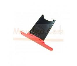 Porta Sim Rosa para Nokia Lumia 800 - Imagen 1