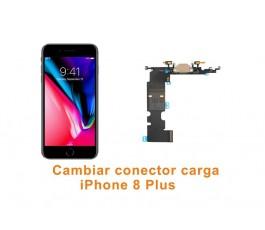 Cambiar conector carga iPhone 8 Plus